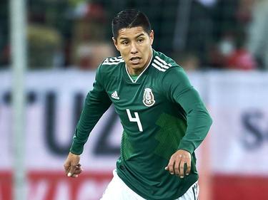 Hugo Ayala traf für Mexiko