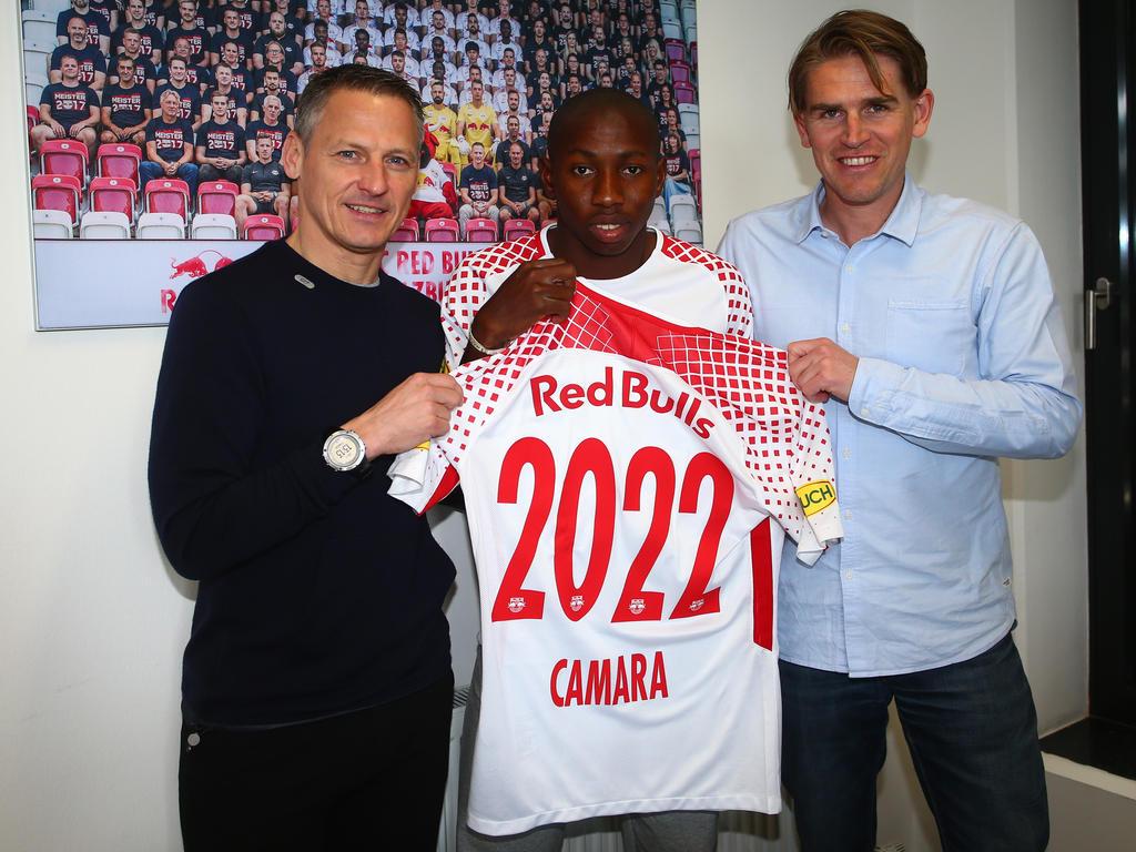 Salzburg holt nächsten Kicker aus Mali
