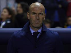 Zidane no piensa en abandonar la nave blanca en junio. (Foto: Getty)
