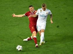 Toni Kroos hat mit Real Madrid erneut die Champions League gewonnen