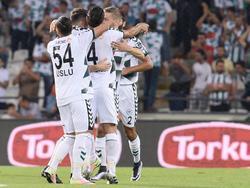 Konyaspor erstmals türkischer Pokalsieger