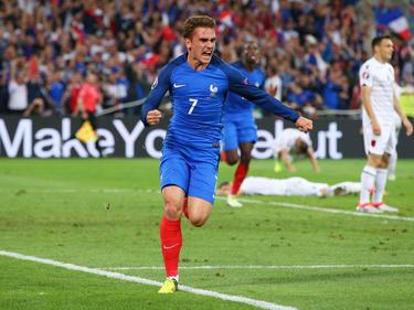 Antoine Griezmann brachte die Franzosen mit 1:0 in Führung