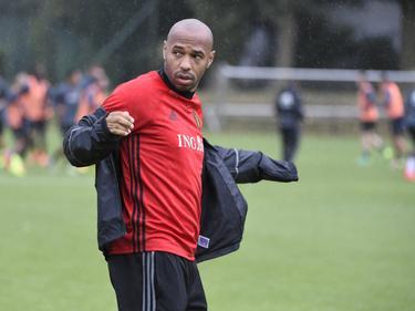 Thierry Henryse ha integrado perfectamente en el organigrama belga. (Foto: Getty)