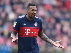 Jérôme Boateng könnte die Bayern angeblich verlassen
