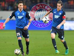 Niklas Süle und Sebastian Rudy wechseln zum FC Bayern