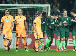 Die TSG Hoffenheim haderte mit einigen Schiedsrichterentscheidungen