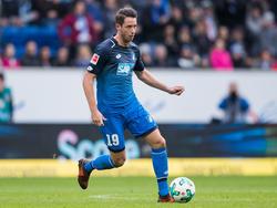 Mark Uth wechselt im kommenden Sommer ablösefrei von Hoffenheim zum FC Schalke