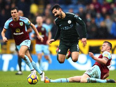 Burnley und Manchester City trennten sich unentschieden