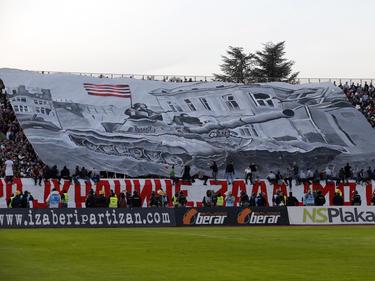 Imagen de archivo entre los dos conjuntos de Belgrado. (Foto: Getty)