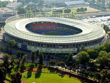 Mit Abstand der häufigste Derby-Schauplatz in Wien: Das Ernst-Happel-Stadion