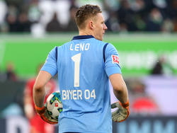 Kann sich einen Wechsel ins Ausland durchaus vorstellen: Bernd Leno
