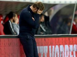 Ralph Hasenhüttl und seine Mannschaft gaben in Marseille keine gute Figur ab