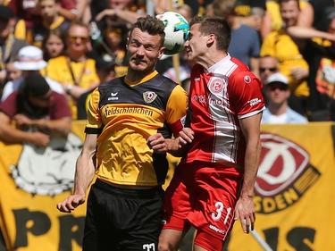 Dynamo Dresden zittert um den Klassenerhalt in der 2. Bundesliga