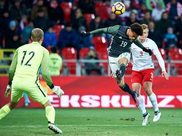 Für Leroy Sané und die deutsche U21 setzte es eine Niederlage