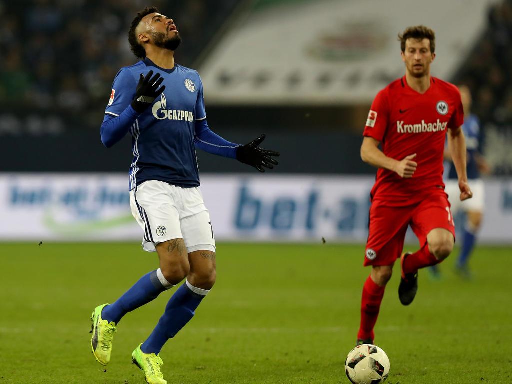 Choupo-Moting wird Schalke in Sandhausen wohl fehlen