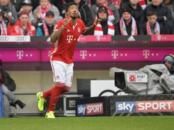 Jérôme Boateng hat gegen Frankfurt sein Comeback gegeben