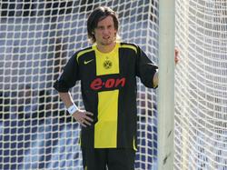 Tomas Rosicky hängt seine Fußballschuhe an den Nagel