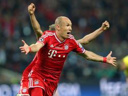 Arjen Robben schoss Bayern München 2013 zum Champions-League-Titel