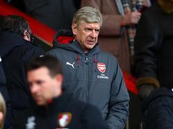 Arsène Wenger vom FC Arsenal gibt Einblicke in seine Planungen