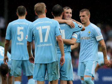 Der Chemnitzer FC beendet die Negativserie