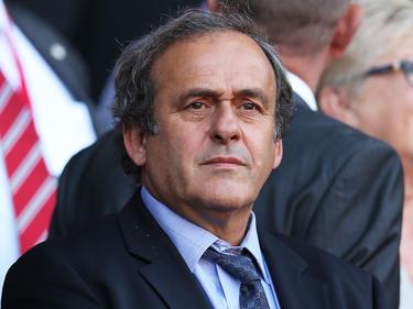 Der ehemalige UEFA-Präsident Michel Platini
