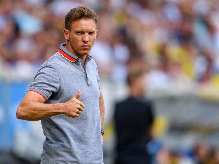 Julian Nagelsmann verlässt Hoffenheim im Sommer 2019