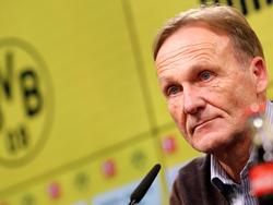 Hans-Joachim Watzke, presidente del BVB. (Foto: Getty)