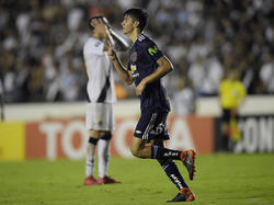 La Universidad de Chile sorprendió a Vasco en Libertadores. (Foto: Getty)