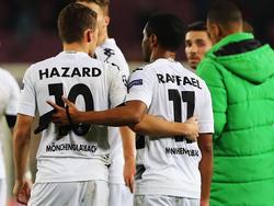 Thorgan Hazard und Raffael kehren ins Gladbacher Mannschaftstraining zurück