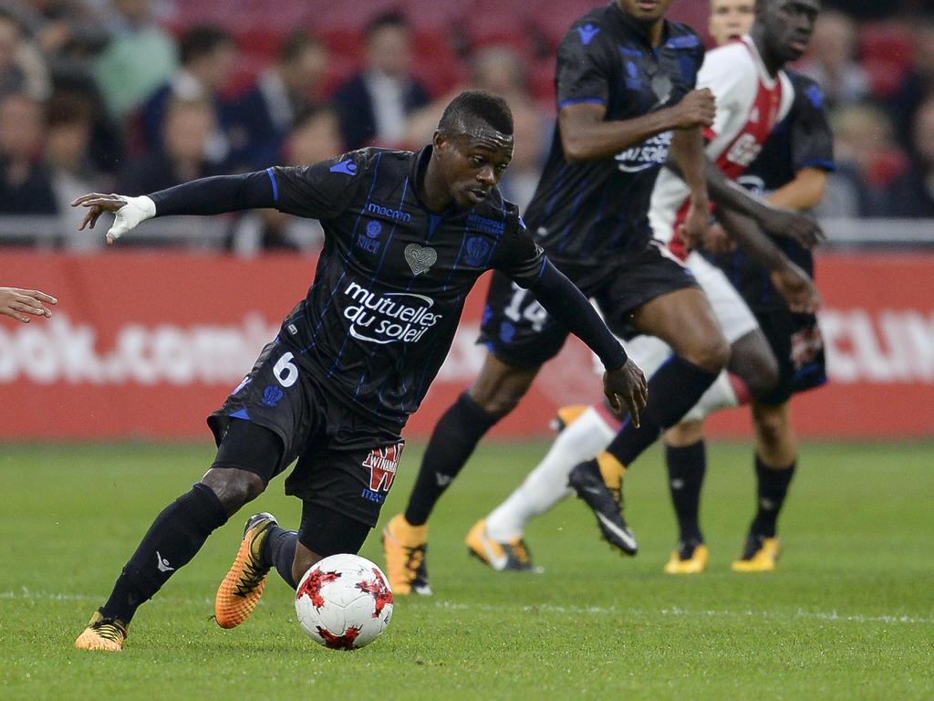 Jean Michael Seri hat über 100 Ligue-1-Spiele absolviert