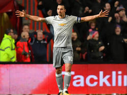 Zlatan Ibrahimovic ist auf dem Weg in die Vereinigten Staaten