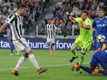 Sami Khedira erzielte das 2:1 für Juventus