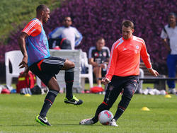 Jerome Boateng hofft auf die WM-Teilnahme von Manuel Neuer
