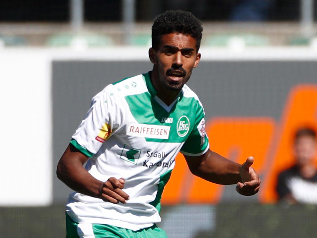 Beim FC St. Gallen wurde Seifedin Chabbi nicht glücklich