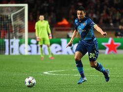 Francis Coquelin zieht bei Arsenal die Fäden