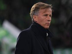 Fordert einen mutigen Auftritt seiner Mannschaft: Andries Jonker