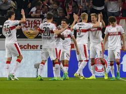 Stuttgart will als Zweitliga-Meister zurück in die Bundesliga