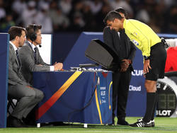 Bei der Klub-WM wurde die Videobeweis-Technik bereits erprobt