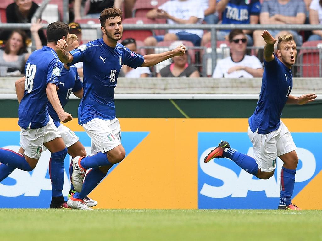 dfb gegen italien