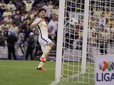Oribe Peralta schoss Mexiko 2012 zum Sieg in London