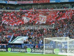 Auf Schalke wird wieder mächtig Stimmung sein