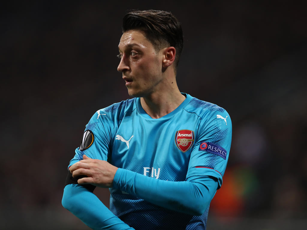 Mesut Özil bereitete gleich zwei Treffer beim Sieg in Mailand vor