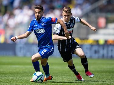 Die Karlsruher sind der zweiten Liga einen großen Schritt näher gekommen