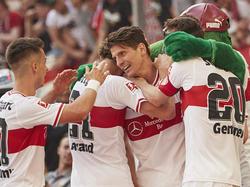 VfB Stuttgart trifft in der Vorbereitung auf Atlético Madrid