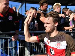 Christopher Buchtmann bleibt beim FC St. Pauli