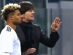 Joachim Löw glaubt an eine glänzende Zukunft des DFB