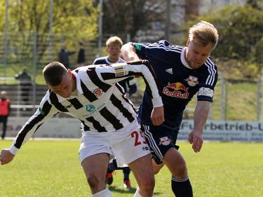 Petar Filipović im Einsatz für den FC St. Pauli