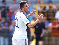 Multhaup will beim FCI Bundesligaluft schnuppern
