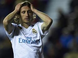 Real Madrids kroatischer Mittelfeldspieler Luka Modric wird in Kroatien wegen Falschaussage angeklagt