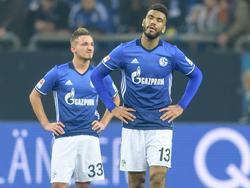 Avdijaj und Choupo-Moting fehlen Schalke 04